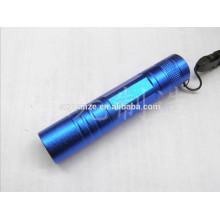 China manufacturer led flashlight, mini led flashlight keychain, led flashlight wristband