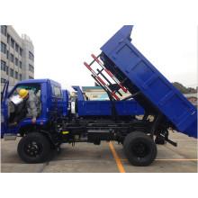 Forland 4X4 4ton Diesel Engine Capacity Dump Truck