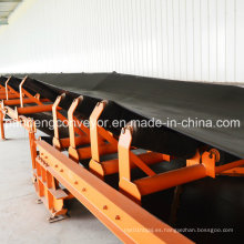 Cinta transportadora / cinta transportadora industrial / cinta transportadora / correa en V