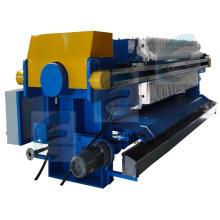 Prensas de filtro de membrana (Prensa de filtro de placas de prensado de filtro mixto) para aplicaciones de filtrado de aceite