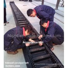 S160 Cleat Incline Conveyor Belt