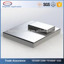 Linear Motor Magnet Tracks Magnetic Assembly