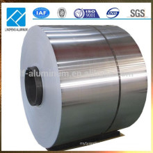 China DC and CC Alloy 1060 3003 5052 6061 8011 Mill Finish Aluminum Coil