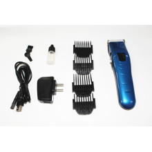 Tosquiadeira de cabelo recarregável de carga Solar profissional