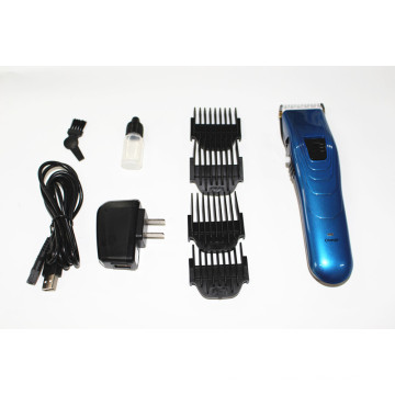 Professional Solar Home Use Charge Rechargeable Hair Clipper