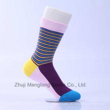 Neue Ankunfts-Mann-Art- und Weisekleid-Socken-Geschäfts-Socken beiläufige Baumwollsocken für Großverkauf
