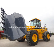 XCMG Brand 5ton Side Dump Loader with Wechai Engine
