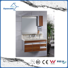 Modern Style Black Furniture Home Luxury Stainless Steel Bathroom Furniture