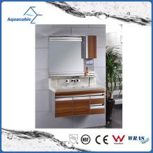 Mobilier en bois de style moderne Home Luxury Stainless Steel Bathroom Furniture