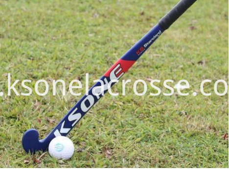 Blue hockey shaft