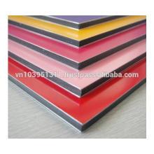 Herstellung nach Kundenwunsch Kältebeständigkeit, Wärmedämmung, feuerfeste ACP-Aluminium-Verbundplatte