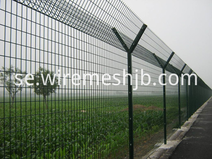 Green Security Fence