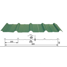 820 Type Color Roof and Wall Metal Sheet