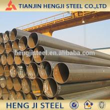 OD139.7MM 5inch thickness 2.5mm Tubo de aço soldado (tubo de aço de ERW)