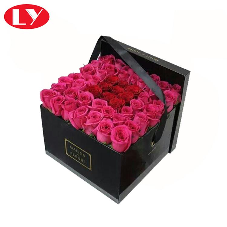 Black Flower Box2