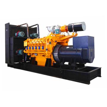30kw-1500kw Googol Gas Natural Generador de biogás Set 50 / 60Hz