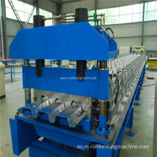 Relieve Piso Decking Roll Forming Machine