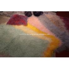 Placa de cordero del Tíbet