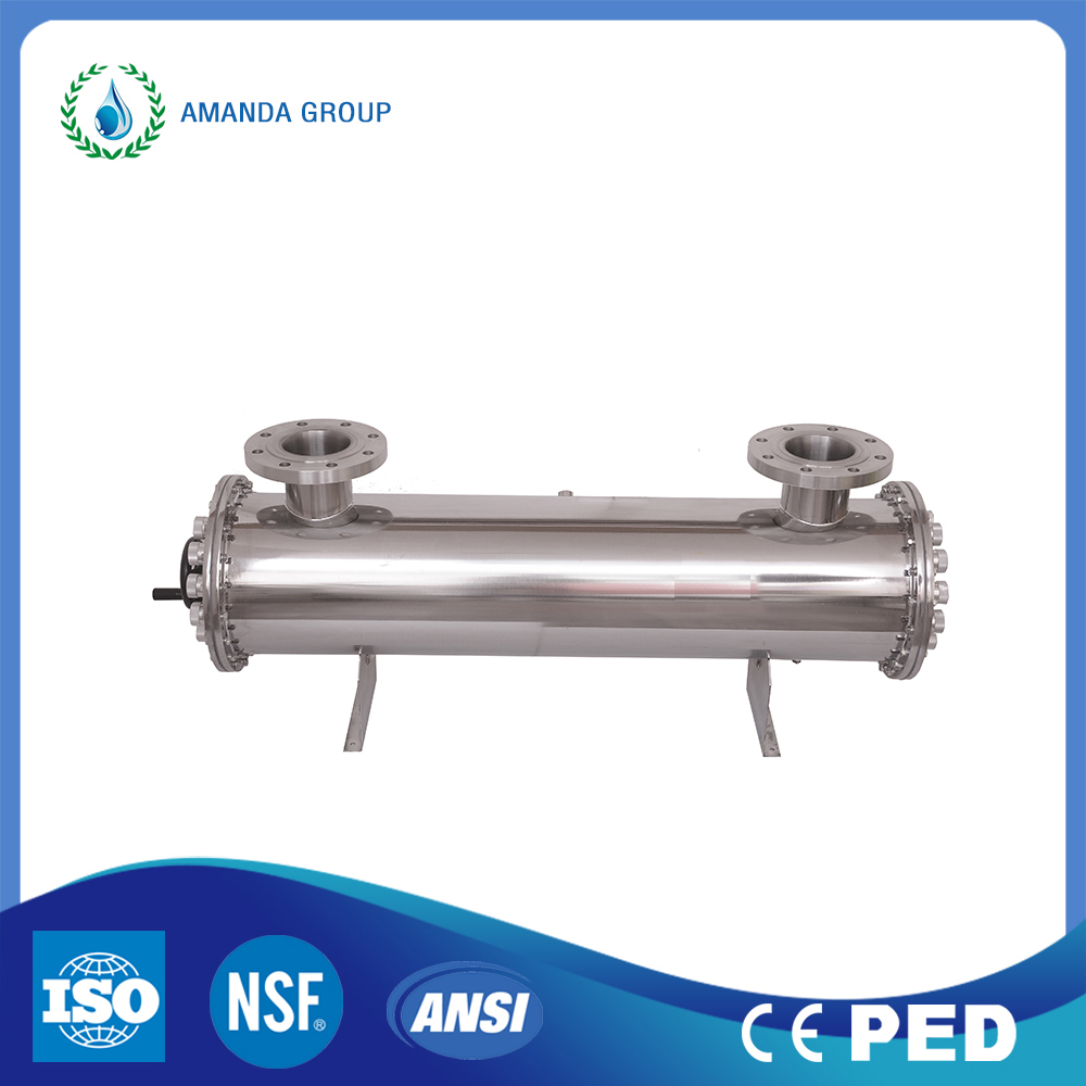 Swimming Pool Stainless Steel UV Sterilizers
