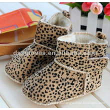 Soft Winter Fur baby shoes