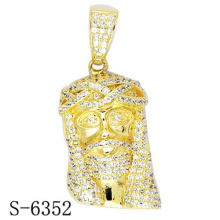 Latest Design Fashion Jewelry 925 Silver Pendant for Men
