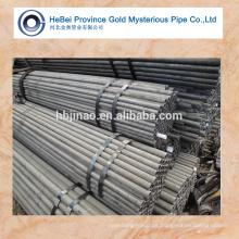 Tubo redondo tubo cuadrado de acero al carbono tubo sin soldadura fabricante