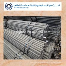 Tubo redondo tubo quadrado de aço carbono tubo sem costura fabricante