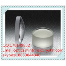 Lentilles Plano-Convex à silice fusionnée UV, lentille optique