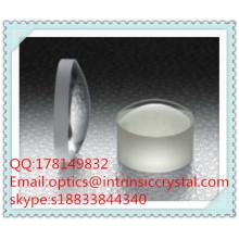 Lentes Plano-Convex de sílica fundida UV, lente óptica