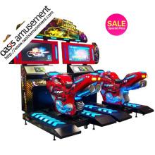 Simulador de Máquina de Juego, Máquina de Juego de Carreras (Pop Moto)