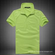 Bekleidungsindustrie führendes Sojabohnen-Polo-Hemd