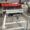 Construcción soldada con autógena cerca máquina de soldadura de malla de alambre