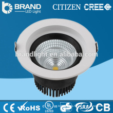 Nuevo diseño CE Rohs CRI80 redondo 24w LED Downlight Dimmable Blanco Housing LED Downlight