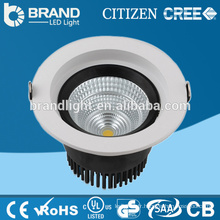 Haute luminosité 100lm / w LED Downlight Dimmable 3w-15w LED COB Downlight