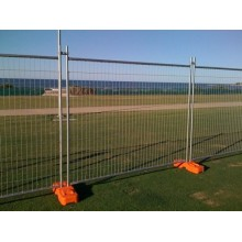 Construction Site Portable Barrier Fence