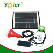 solar powered lanterna em casa com CE & patente