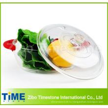 Стеклянная посуда боросиликатного с крышкой (ДПП-4)