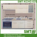 European KD modular customized 2.4m kitchen cabinet