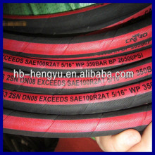 hydraulic tractor rubber hose (SAE 100R1AT-EN 853 1SN)