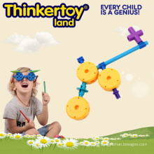 ABS Plastic Education Toy for Kids Plastic Building Blocks