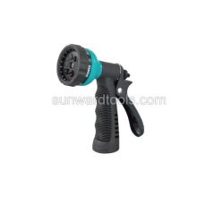 6-pattern plastic spray gun