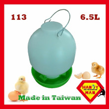 Durable Plastic Poultry Ball Type Drinker