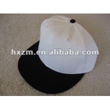 plain white hats