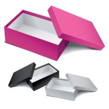 Geschenkbox für Schuhe mit hohen Absätzen