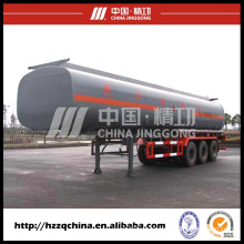 China Best Cryogenic LNG Tank Semi-Trailer (HZZ9401GHYA1)  , Liquid Tank Truck Available
