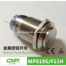 19mm Bistable Push Button Switch