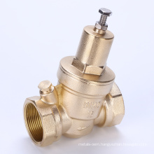 Chunjiang Brass Adjustable Prv Valve (Y702)