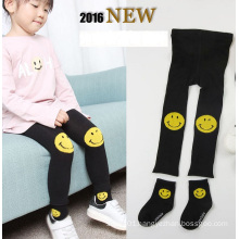 Cotton/Polyester/Nylon/Acrylic Girl`S Tights Leggings