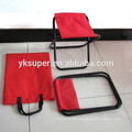 Popular mini steel portable picnic fishing chairs