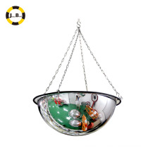 spherical mirror full dome mirror with 360degree view angle for office or warehouse